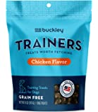 Buckley Trainers - All Natural Low Calorie Grain-Free Dog Training Treats, 6-Ounce