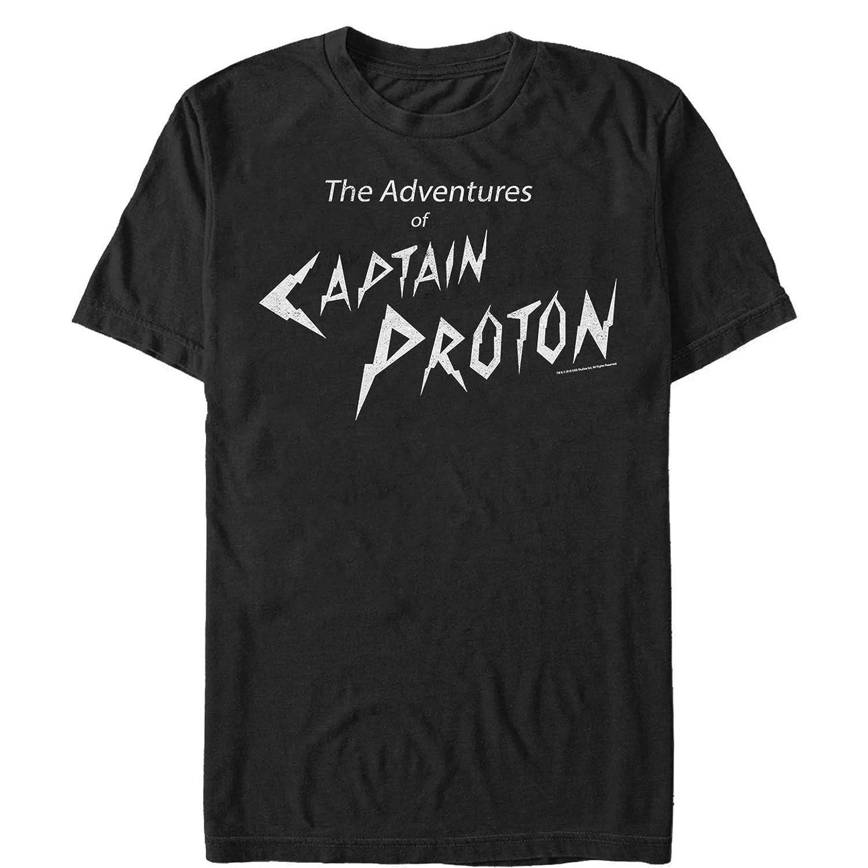 Star Trek Mens Voyager Captain Proton T-Shirt