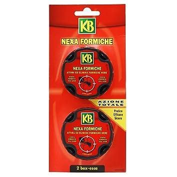 Anti hormigas KB – Trampa Cebo con insecticida autorizado para uso doméstico por el ministerio de