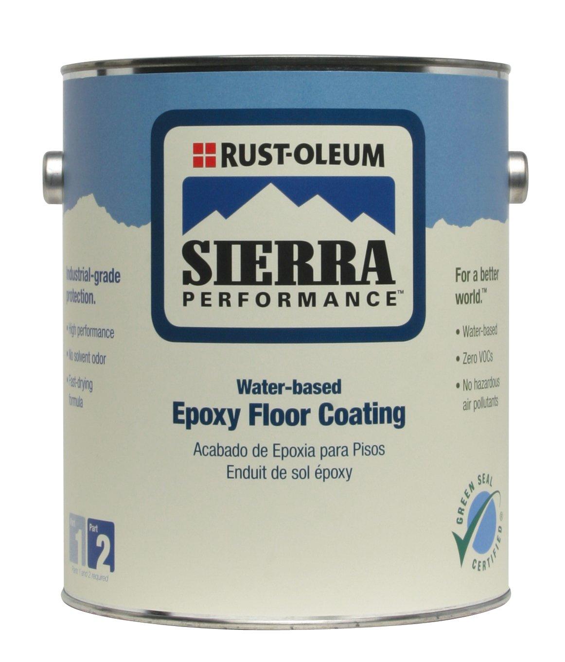 Rust-Oleum 208086 Sierra Performance S40 System Zero VOC Water-Based Epoxy Floor Coating Activator, 1-Gallon, 2-Pack