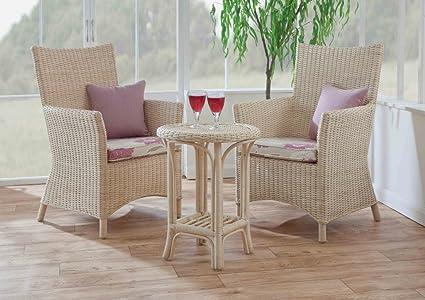 IRA Tea Table (Honey)