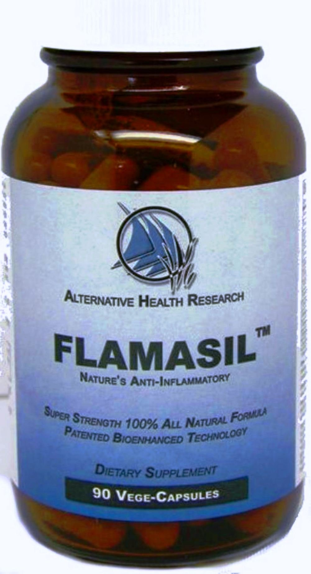 Flamasil ™- Whole Body Therapy, Cleanser & Uric Acid Extractor 90 Vege Capsule