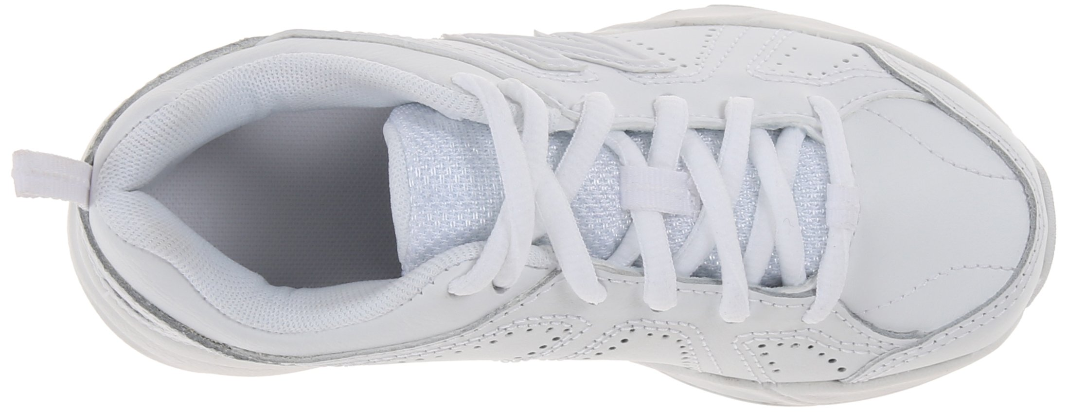 New Balance Boys KX624 Lace-Up Training Shoe ,White,13.5 M US Little Kid by New Balance (Image #7)