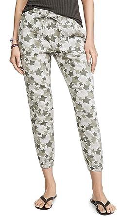 792e71a5 Amazon.com: Monrow Women's Star Camo Joggers: Clothing