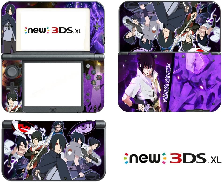 Vanknight Vinyl Decals Skin Sticker for the New Nintendo 3DS XL 2015