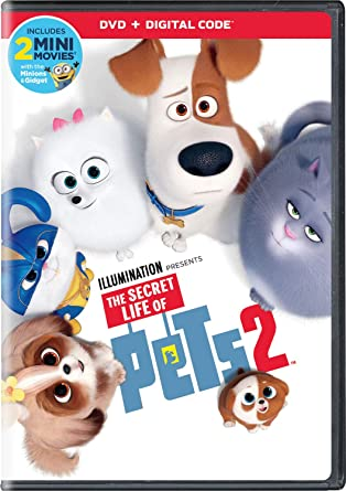 Amazon Com The Secret Life Of Pets 2 Kevin Hart Harrison Ford