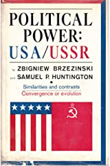 Political Power: USA USSR Hardcover