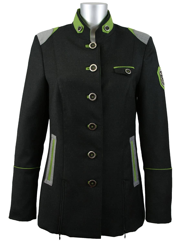 Trachtenblazer Kaiserjäger schwarz grün