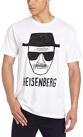 Breaking Bad Round Neck T-Shirt For Men