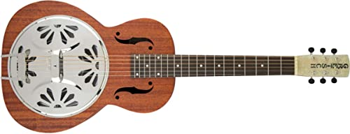 Gretsch G9210 Boxcar Square-neck, Mahogany Body Resonator