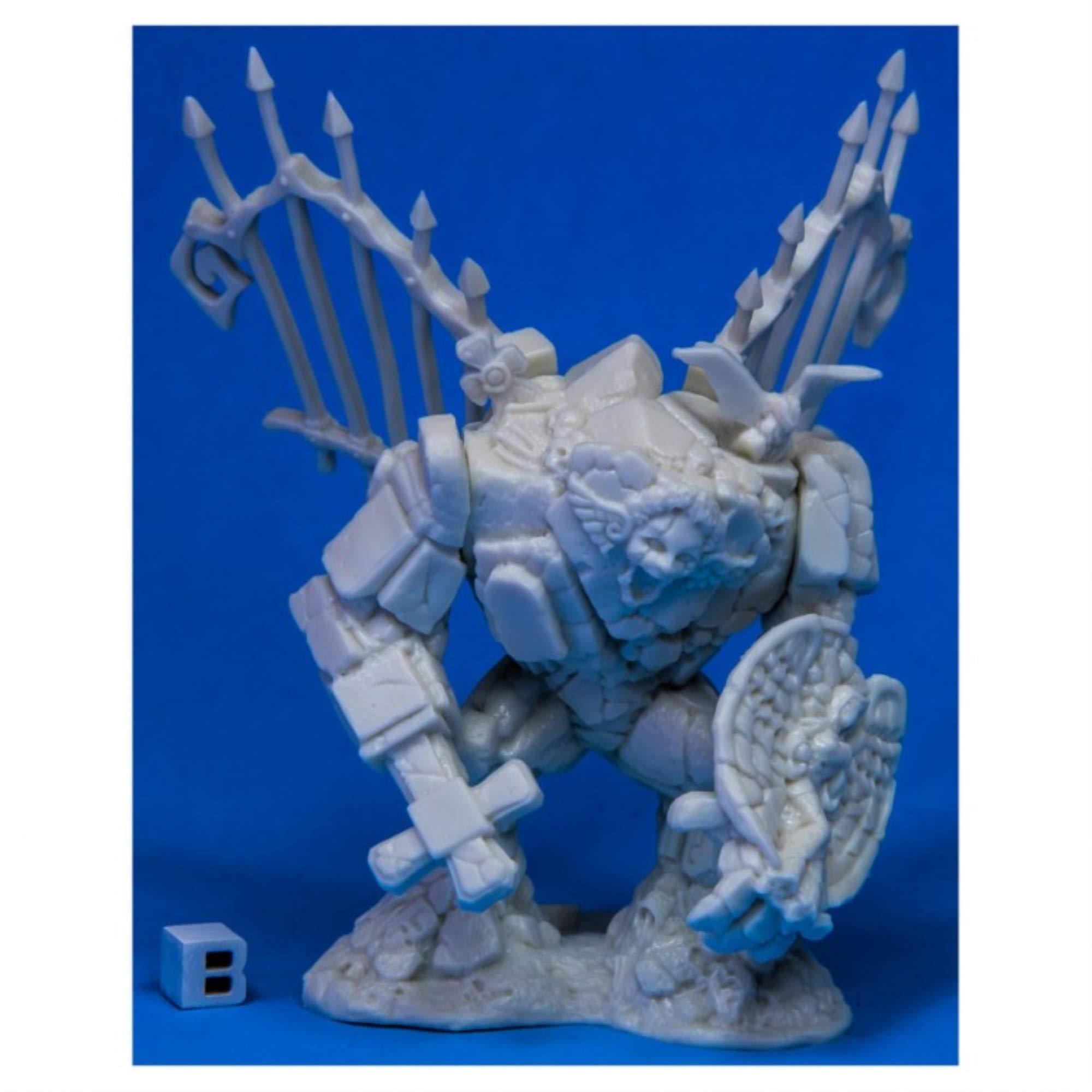Reaper Miniatures Father Dagon 77590 Bones Unpainted RPG D/&D Figure