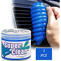 Car Cleaning Gels - Universal Auto Detailing Tools Car Interior Cleaner Putty, Automotive Dust Air Vent Interior Detail…