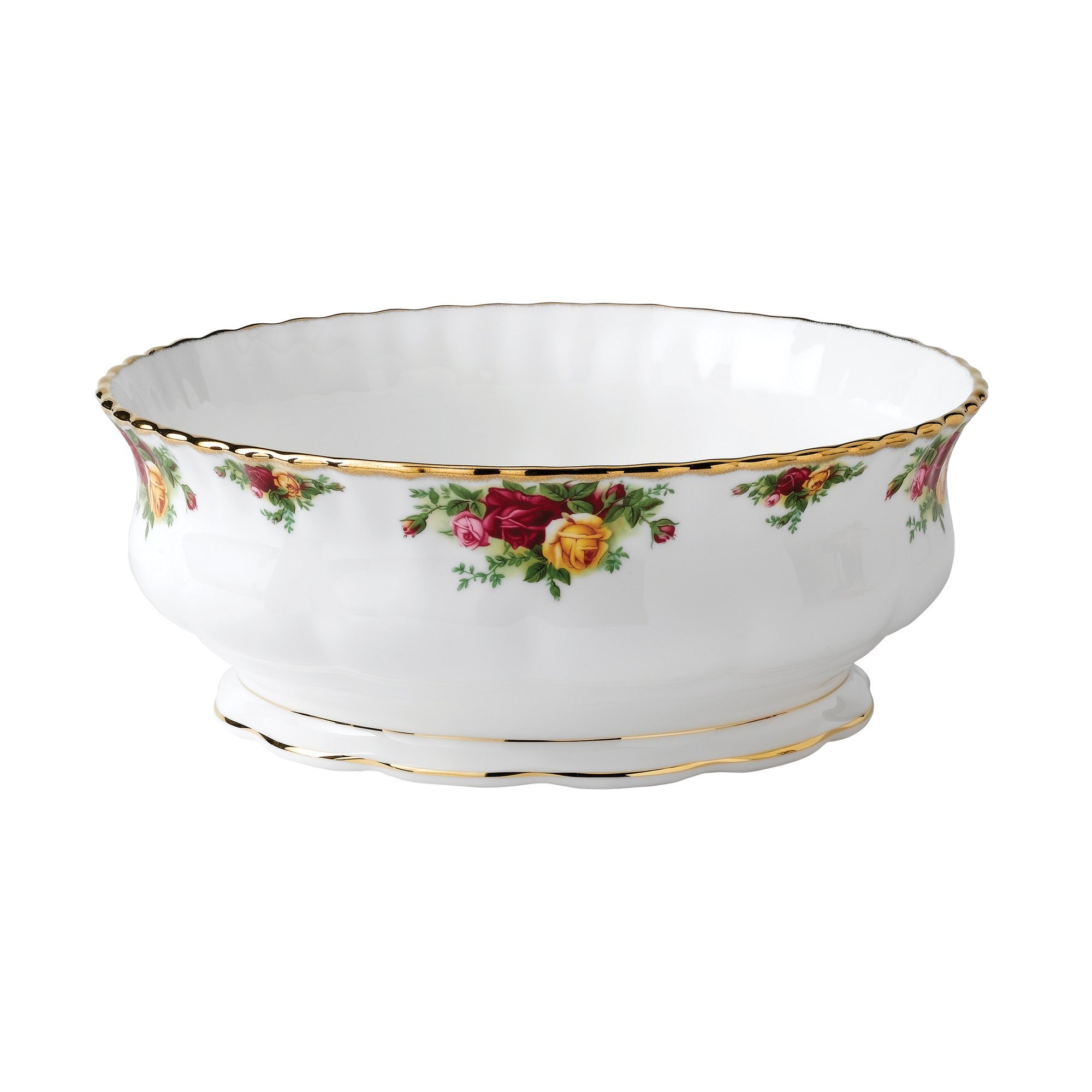 Royal Albert Old Country Roses Serving Bowl