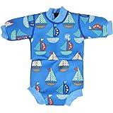 Splash About Happy Nappy - Traje de neopreno para bebé (con pañal integrado)