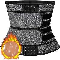 MISS MOLY Taille Trainer Dijtrimmer Slanker Butt Lifter Neopreen Zweetriem voor vrouwen 3-in-1 hoge taille Sauna Band…