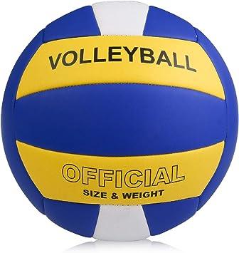 YANYODO Balón de Voleibol, Voleibol de Playa Tacto Suave ...