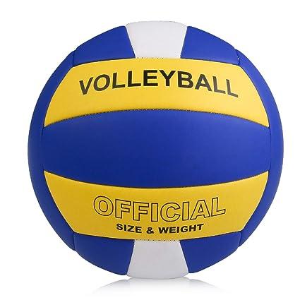 YANYODO balón de Voleibol, Balon Voleibol de Playa Volleyball ...