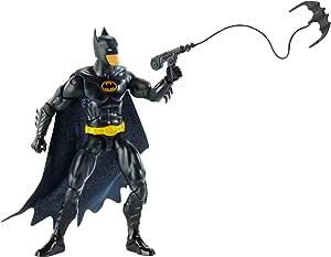 DC Comics Multiverse Figura de Acción Retro de 6 pulgadas Batman