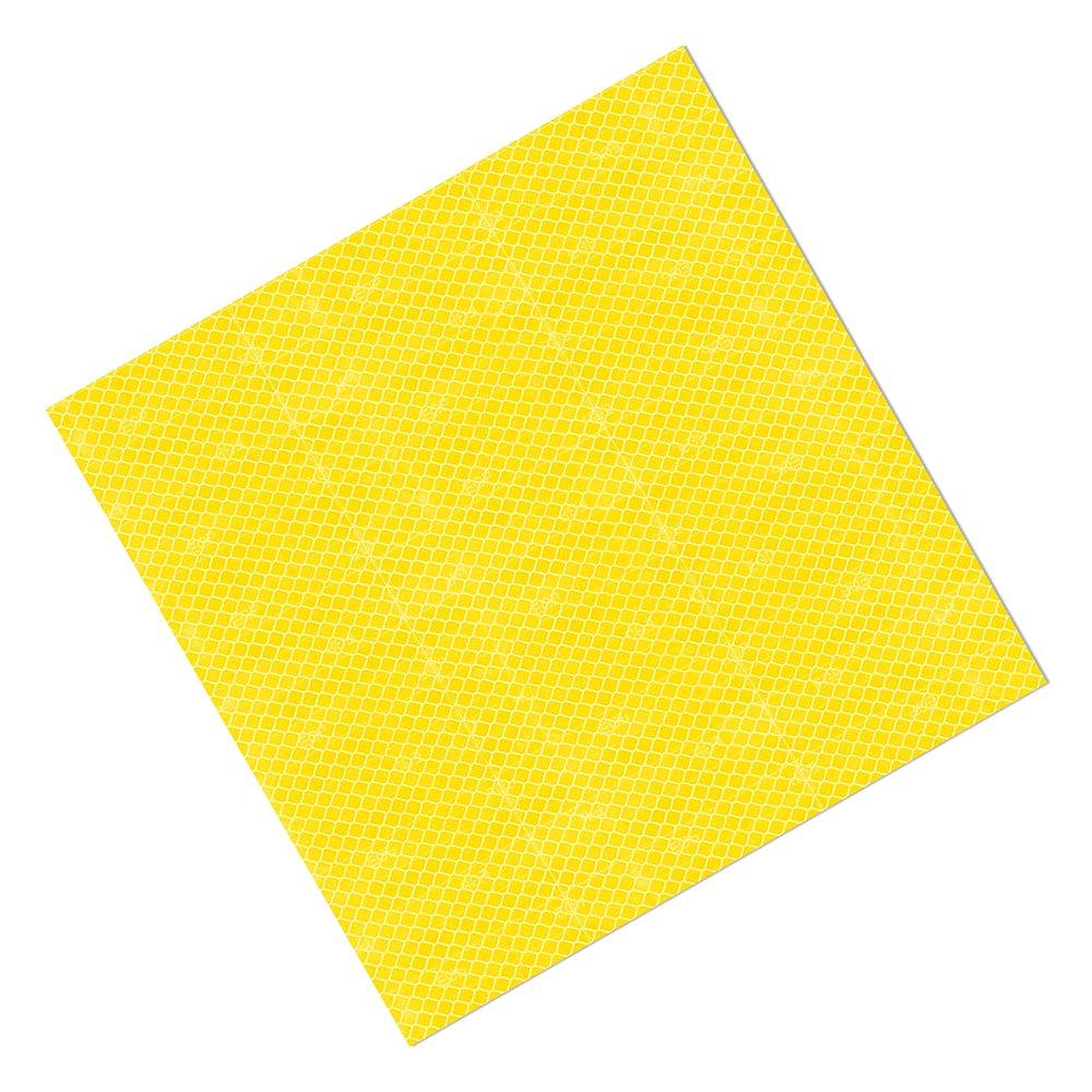 TapeCase Yellow Micro Prismatic Sheeting Reflective