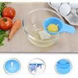 Anantha Products Plastic Egg White Separator (Blue)