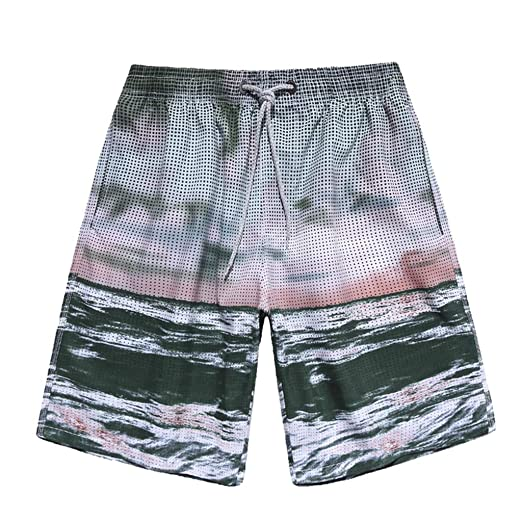 Bañadores de natación Pantalones Cortos De Playa Bañadores De ...