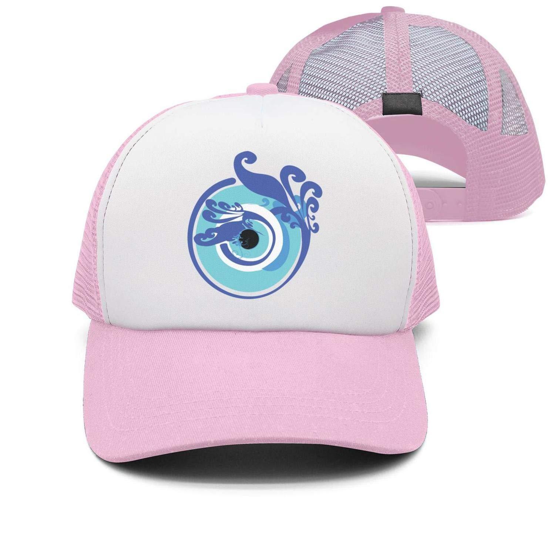 3b6793666cbf2 seventtynine Artistic Greek Blue Evil Eye Unisex Trucker Hats Summer Hats  Mesh Hats at Amazon Men s Clothing store