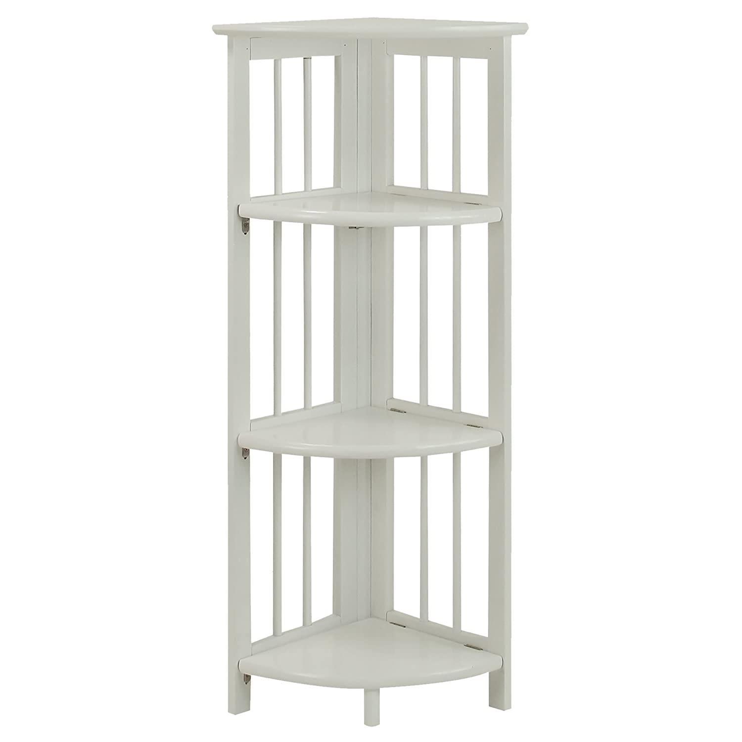 bookshelf collapsible tier walmart com ip shelf bamboo