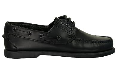 1872de312ab82 MENS MOCCASIN LEATHER LACE UP BOAT DECK SHOES: Amazon.co.uk: Shoes ...