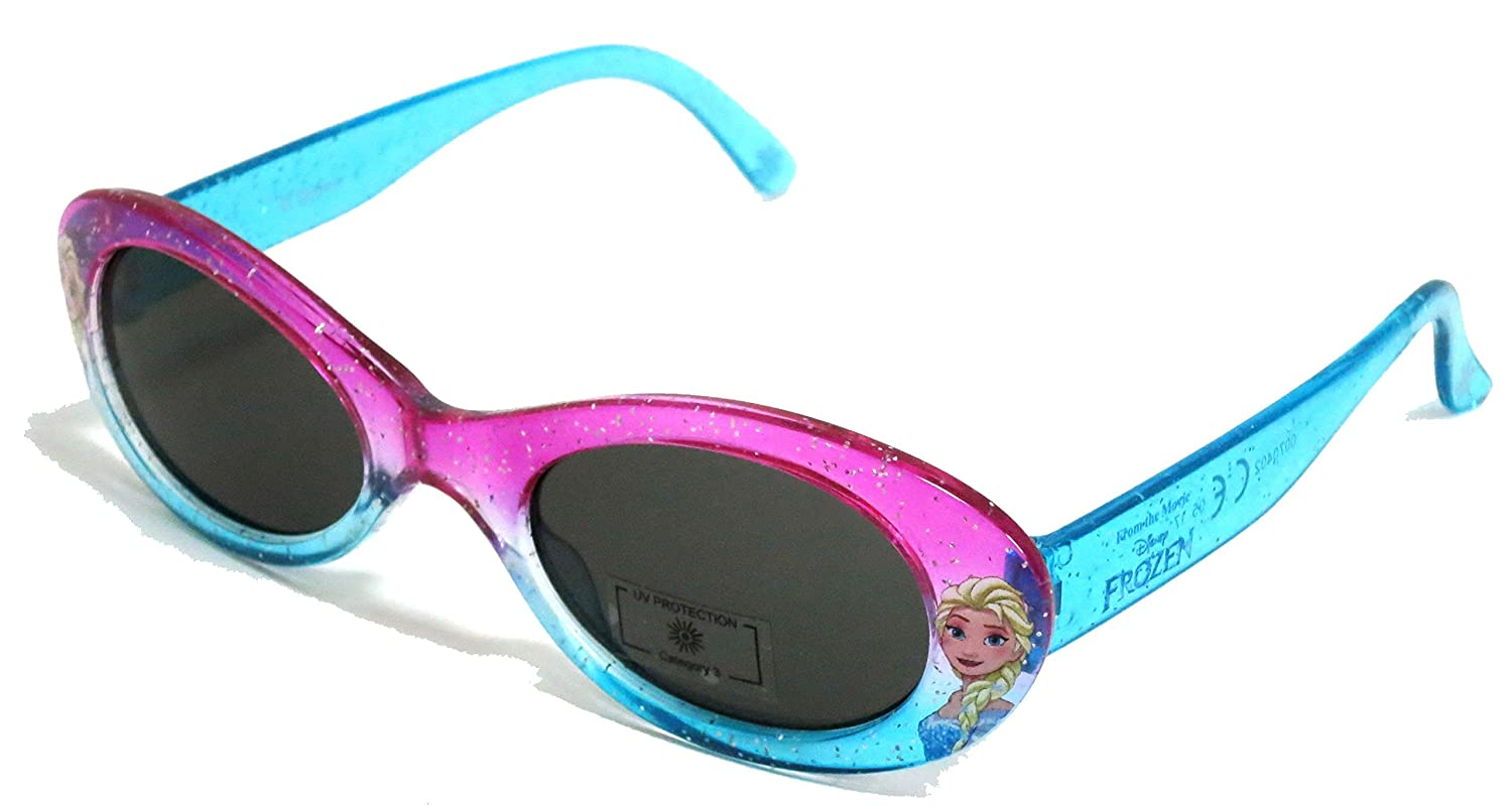 Disney Frozen Elsa Baby/ Toddler Girls Sunglasses 100% UV Protection