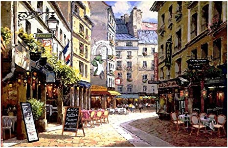Paris Romance 1500pc Jigsaw Puzzle