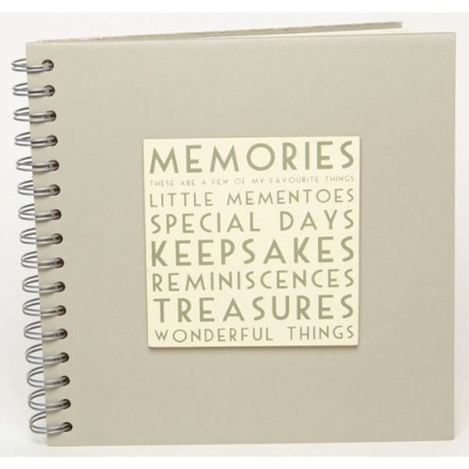 East of India Memories Guest/Keepsake/photo Book by East of India