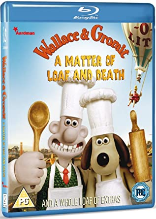 wallace & gromit a matter of loaf and death part 1