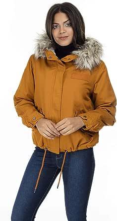 Only Onloreo Short Fur Parka CC Otw Mujer