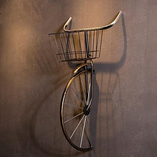 Tapicería Decorativa Bicicletas Industriales De Hierro De Viento ...
