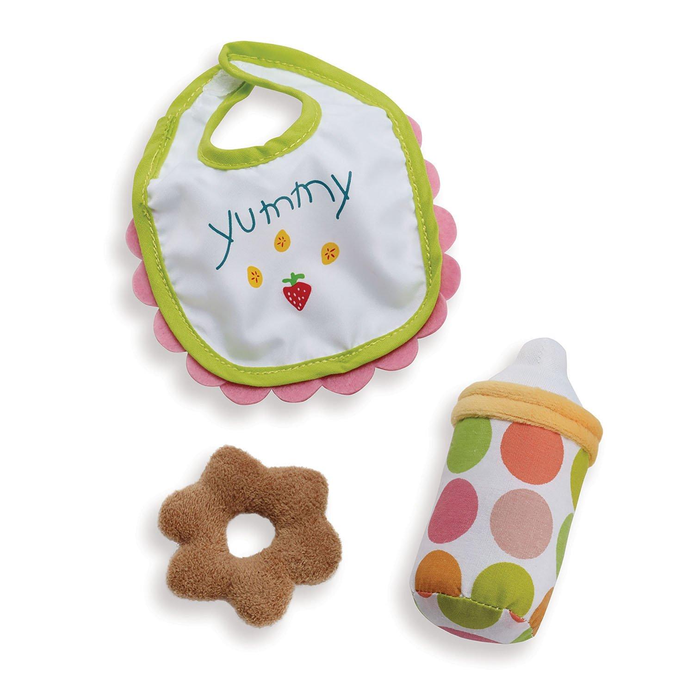 Amazon.com: Manhattan Toy Baby Stella Peach Soft Nurturing ...