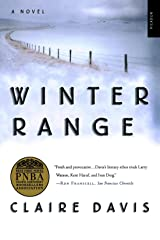 Winter Range: A Novel Paperback