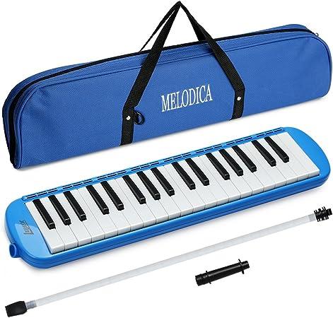 lujex Melódica 37 Key teclas teclado de piano, piano ...