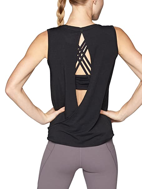 Open Back Shirts for Women