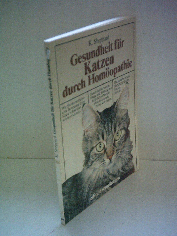Gesundheit für Katzen durch Homöopathie