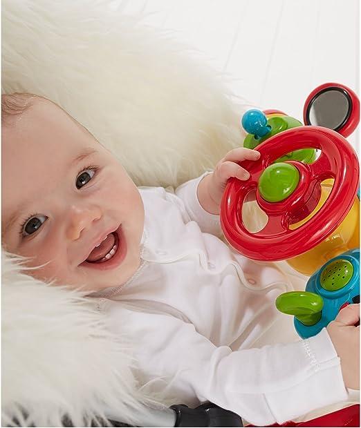 Amazon.com: ELC Luces y Sonidos Buggy driver – rojo: Toys ...