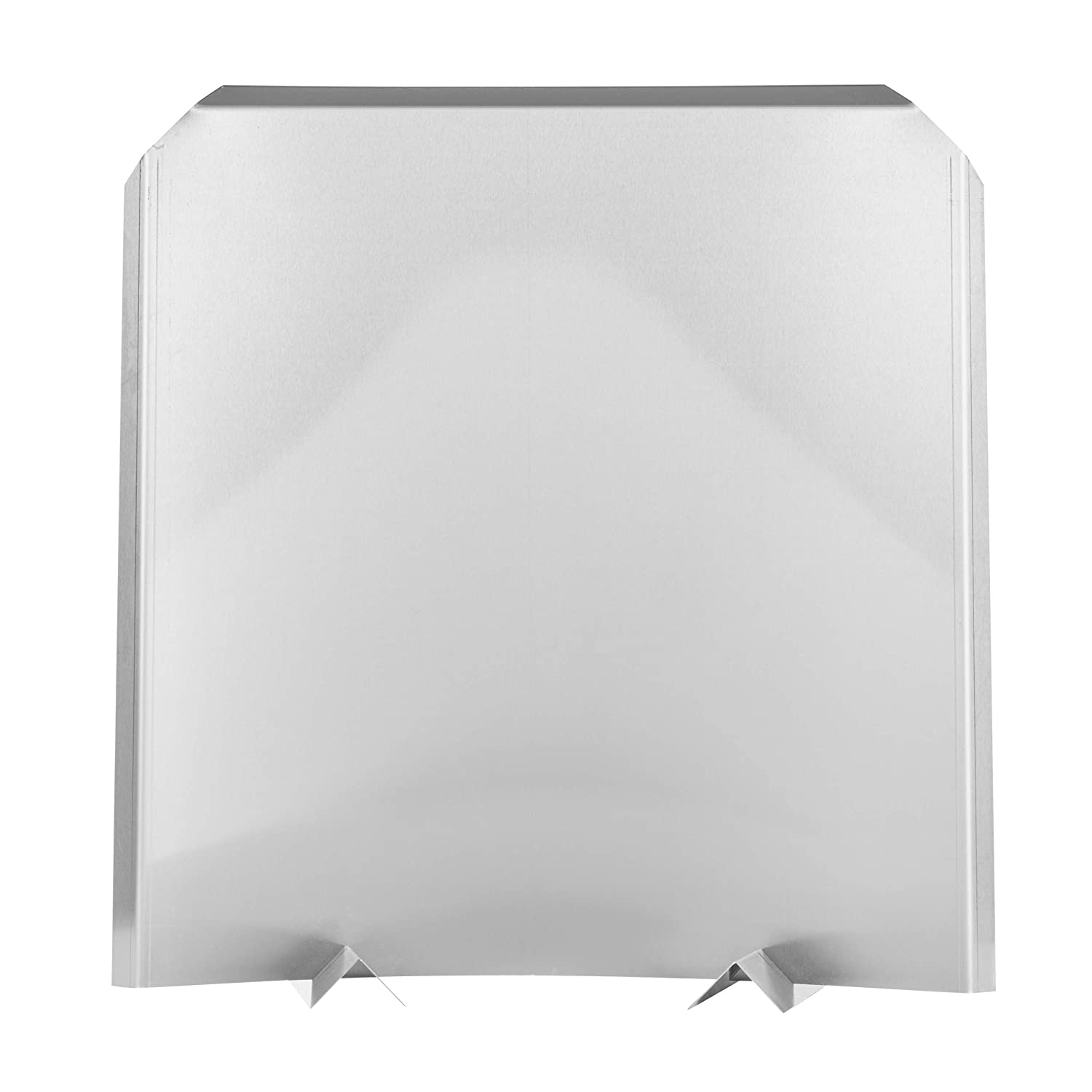 Stainless Steel Painted Black Protects Firebox Adjustable Installation HY-C FB1515 Fireback 15 x 15