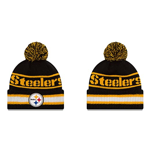 659b72fa4 Amazon.com: New Era Men's Vintage Select Pittsburg Steelers Black ...
