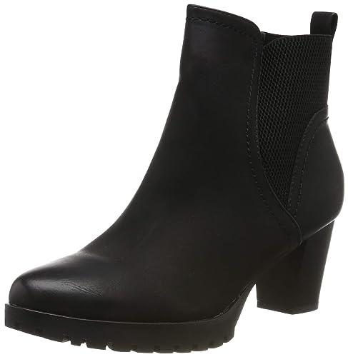 Elara Ankle Boots | Botines Moderna Mujer | Block tacón Plateau | chunkyr Ayan: Amazon.es: Zapatos y complementos