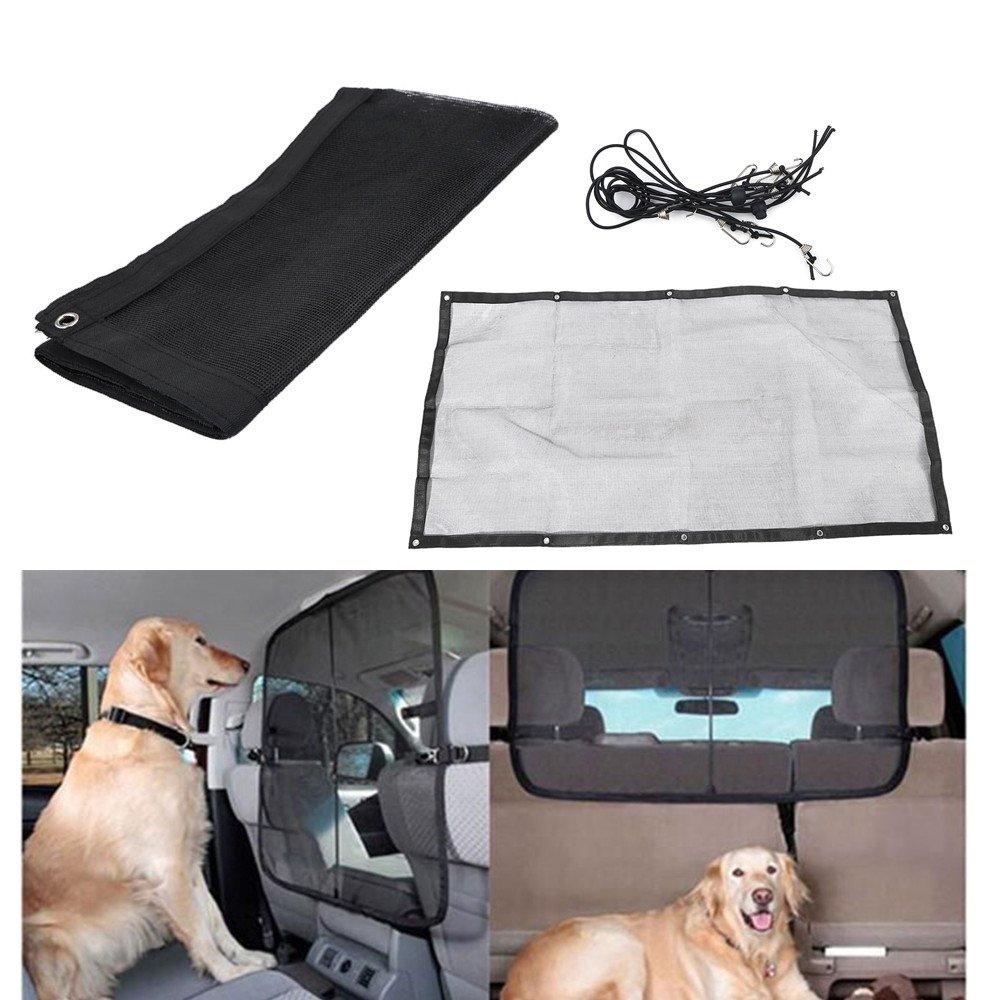 fourgonnette berline et SUV Filet de Voyage Universel et Durable pour Chien pour Camion Filet de Transport pour Animal Domestique