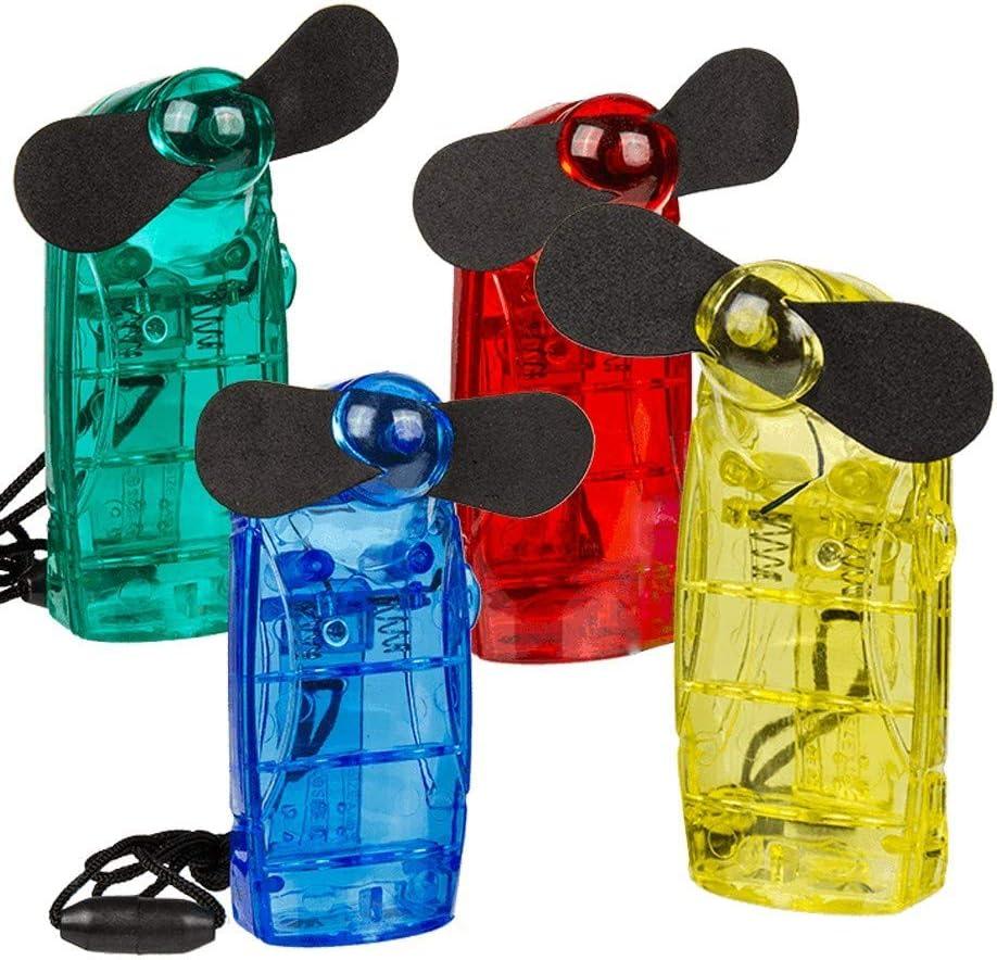 Un Mini Ventilateur De Poche Couleur Aléatoire Rafraichissez Vous Pocket Fan