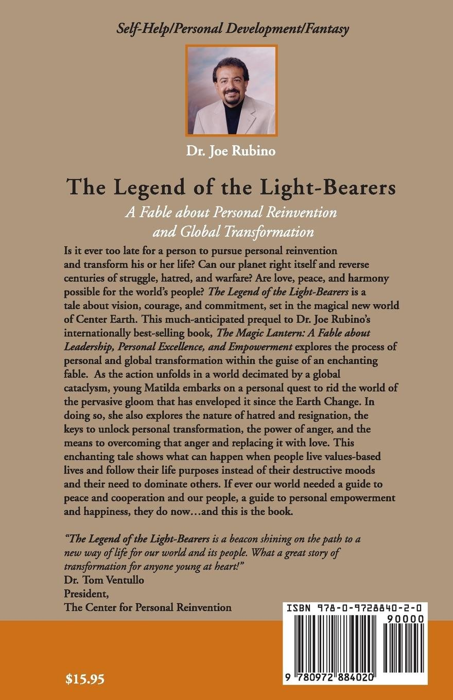 The Legend of the Light-Bearers: A Fable About Personal Reinvention