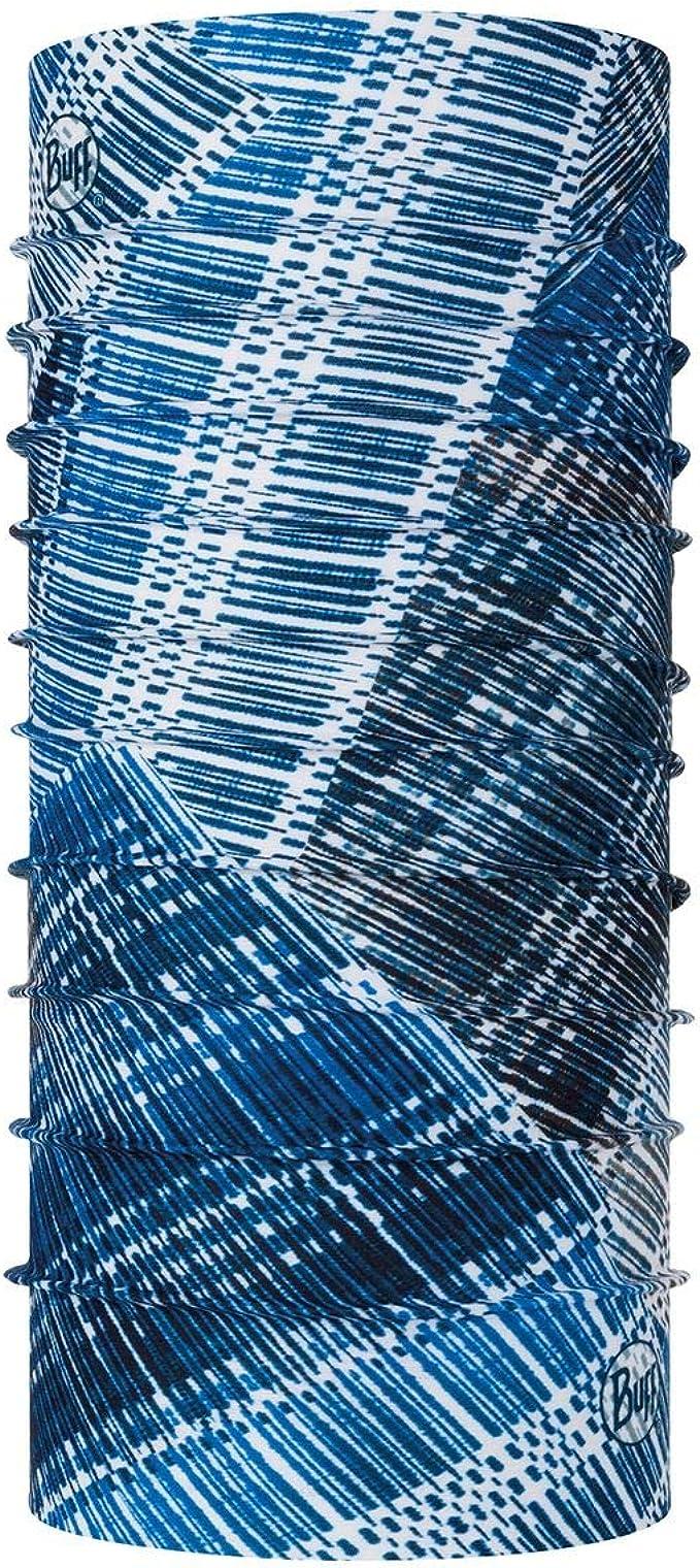 colore: blu Buff Filter Tubo unisex bandana casual sportivo M//L