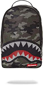 SPRAYGROUND Mesh Shark Backpack | Camo (B1506)