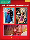 Easy Piano Play-Along Volume 32: Songs From Frozen, Tangled And Enchanted (Book/Online Audio). Für Einfaches Klavier