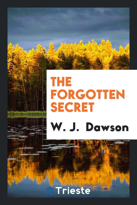 Download The forgotten secret pdf
